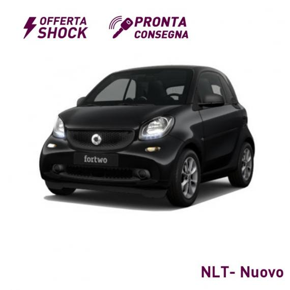 Smart Fortwo Aut. 70 1.0 Twinamic Superpassion 2018