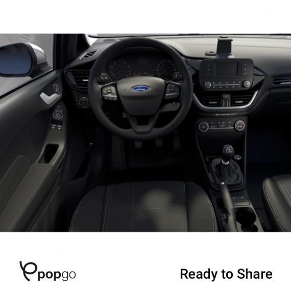 Ford Fiesta 1.1 85 CV 5p. Titanium 2017 2