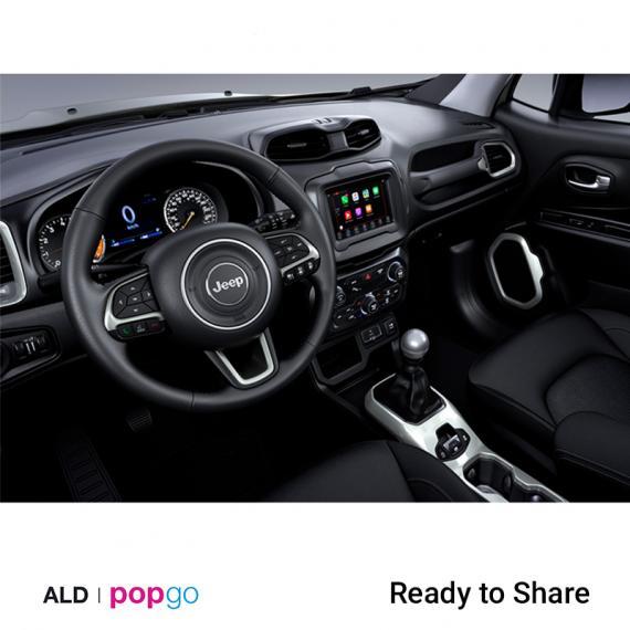 Jeep Renegade 1.6 Mjt 120 CV Limited 2018 3
