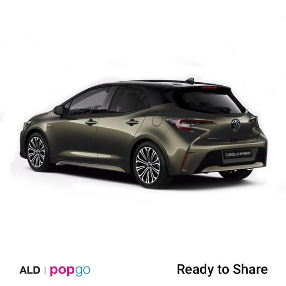 Toyota Corolla Hybrid 1.8H Business 5p 2019 1