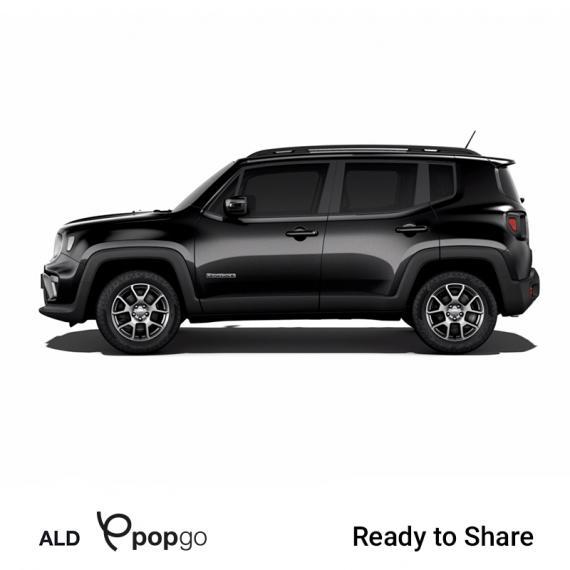 Jeep Renegade 1.6 Mjt 120 CV Limited 2018 0