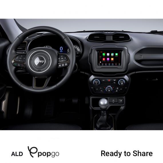 Jeep Renegade 1.6 Mjt 120 CV Limited 2018 4