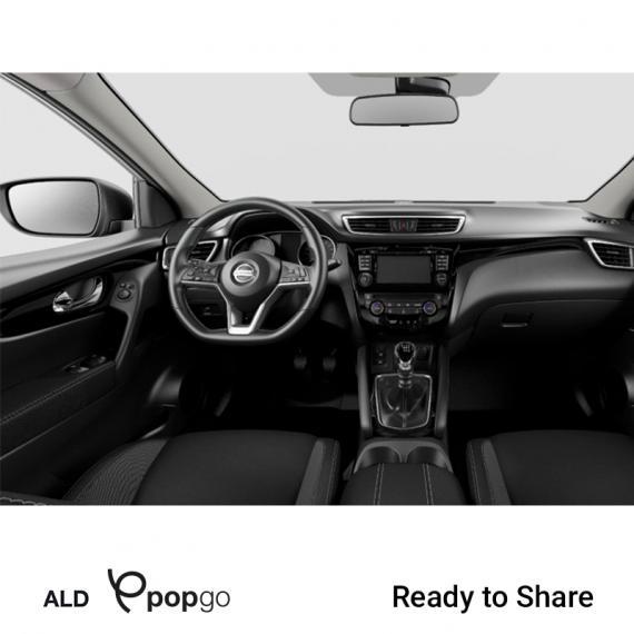 Nissan Qashqai 1.5 dCi Business 2017 2