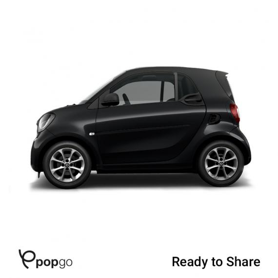 Smart Fortwo Aut. 70 1.0 Twinamic Superpassion 2018 0