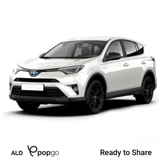 Toyota RAV4 2.5 HV 218CV E-CVT 2WD Style 2020