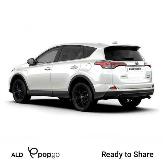Toyota RAV4 2.5 HV 218CV E-CVT 2WD Style 2020 0
