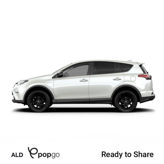 Toyota RAV4 2.5 HV 218CV E-CVT 2WD Style 2020 1