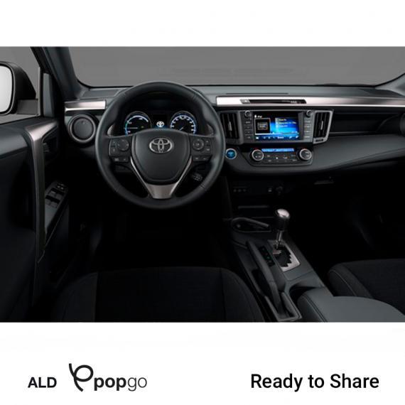 Toyota RAV4 2.5 HV 218CV E-CVT 2WD Style 2020 4