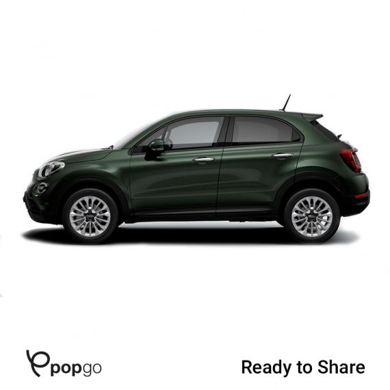 Fiat 500X 1.3 MultiJet 95 CV Business 2016 0