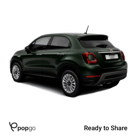 Fiat 500X 1.3 MultiJet 95 CV Business 2016 1