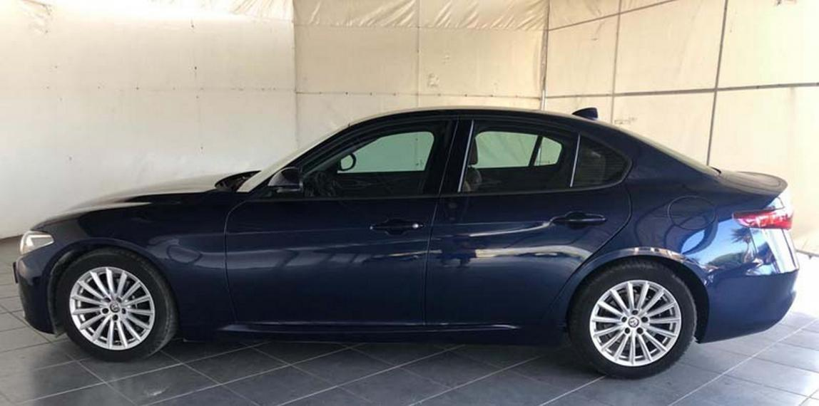 Alfa Romeo Giulia 2.2 Turbodiesel 180 CV AT8 Business Sport Launch Ed. 2016 0