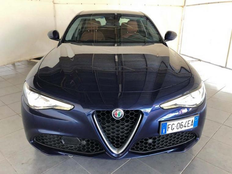 Alfa Romeo Giulia 2.2 Turbodiesel 180 CV AT8 Business Sport Launch Ed. 2016 2