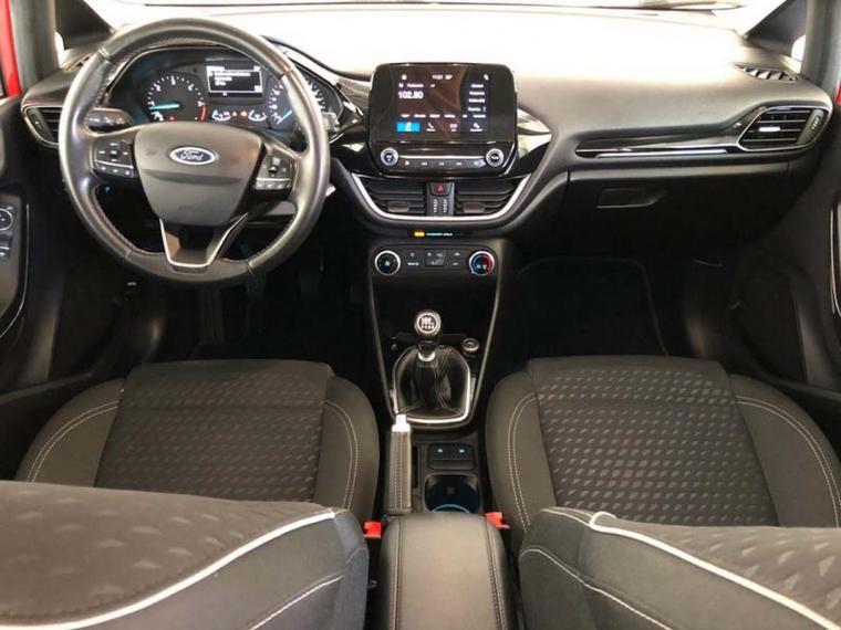 Ford Fiesta 1.5 TDCi Titanium 5p. 2017 12