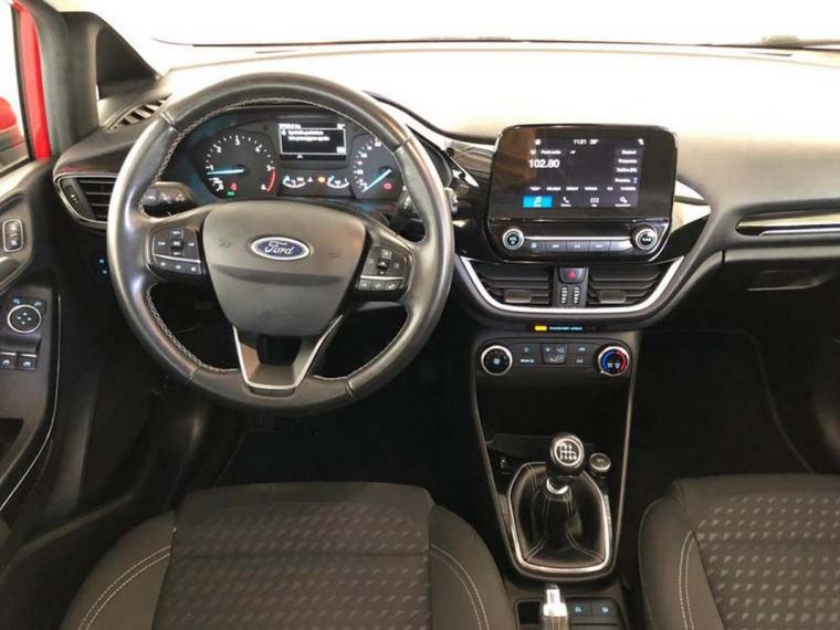 Ford Fiesta 1.5 TDCi Titanium 5p. 2017 14