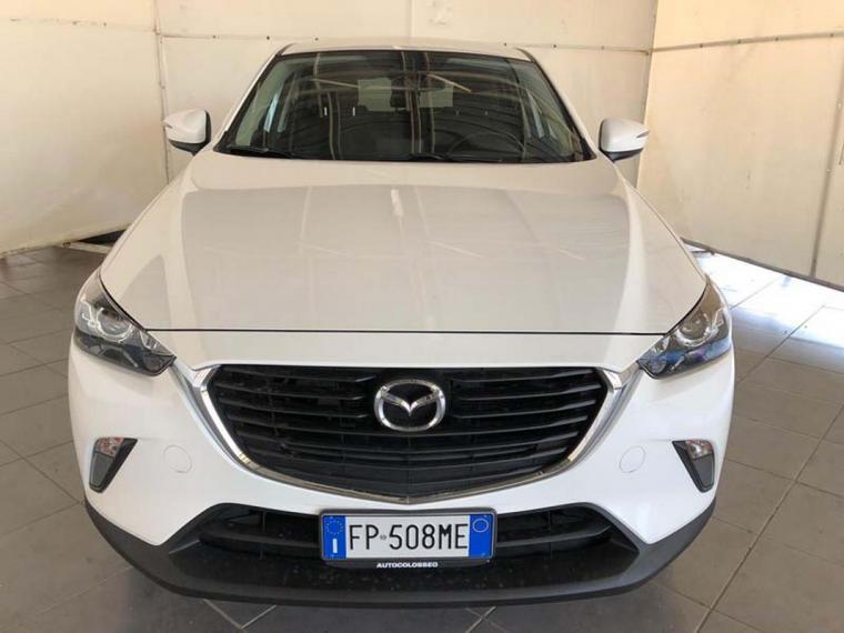 Mazda CX-3 1.5L Skyactiv-D Evolve 2017 2