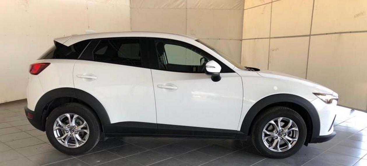 Mazda CX-3 1.5L Skyactiv-D Evolve 2017 4