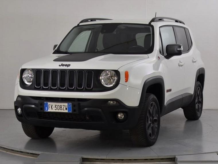 Jeep Renegade 2.0 Mjt 170 CV 4WD Active Drive Low Trailhawk 2014