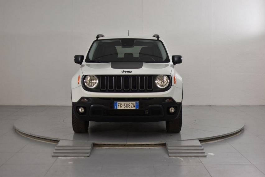 Jeep Renegade 2.0 Mjt 170 CV 4WD Active Drive Low Trailhawk 2014 2
