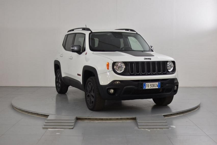 Jeep Renegade 2.0 Mjt 170 CV 4WD Active Drive Low Trailhawk 2014 3