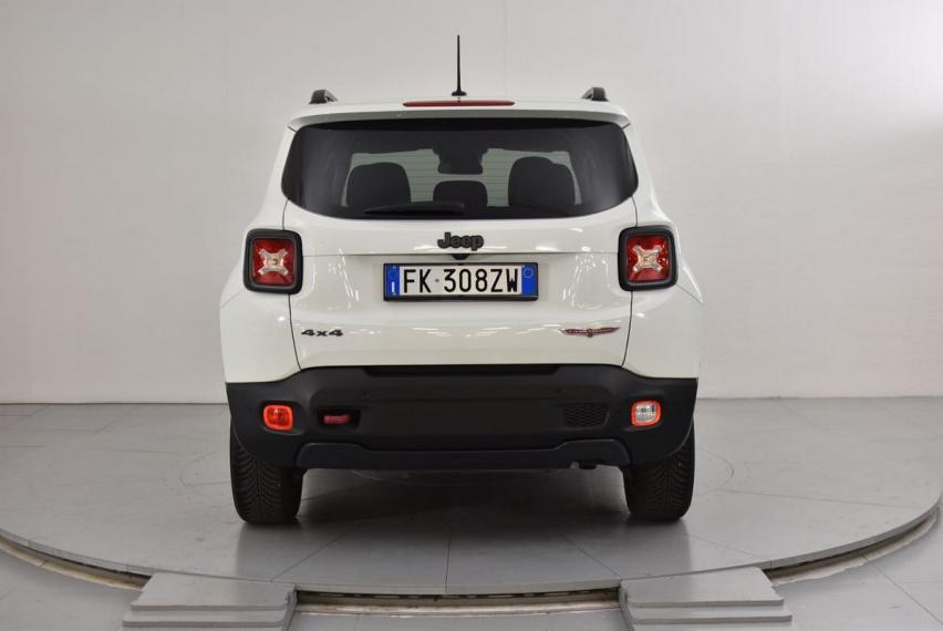 Jeep Renegade 2.0 Mjt 170 CV 4WD Active Drive Low Trailhawk 2014 6