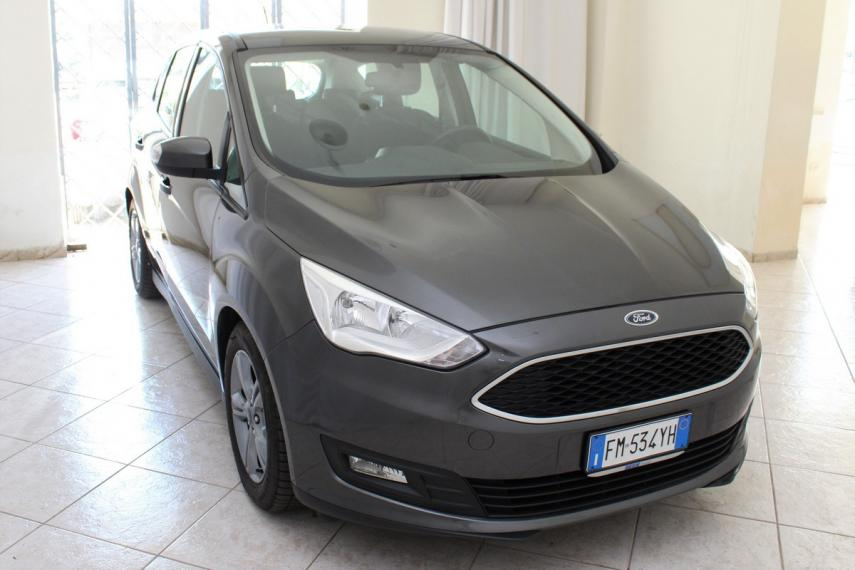 Ford C-Max 1.5 TDCi 120 CV S&S Business 2017 3