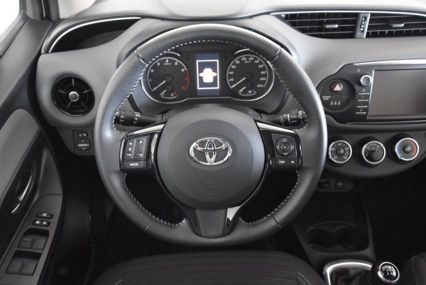 Toyota Yaris 1.0 5p. Active 2017 14