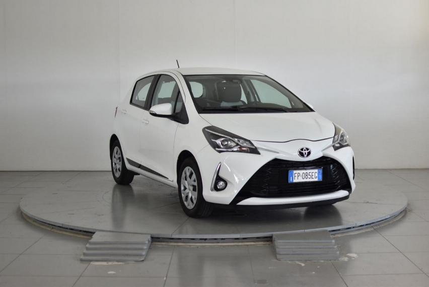 Toyota Yaris 1.0 5p. Active 2017 3