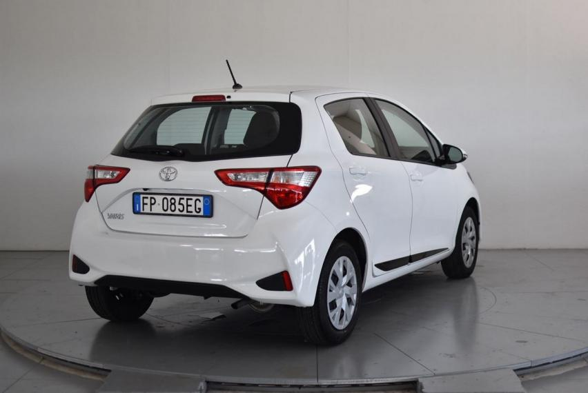 Toyota Yaris 1.0 5p. Active 2017 5