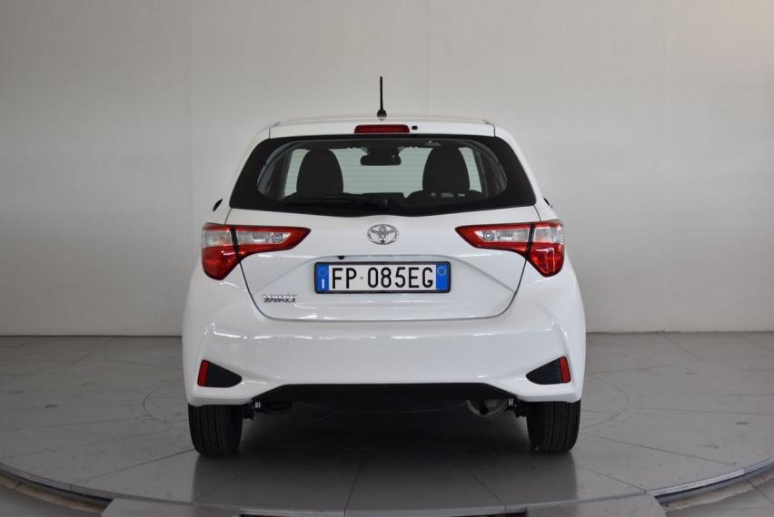 Toyota Yaris 1.0 5p. Active 2017 6