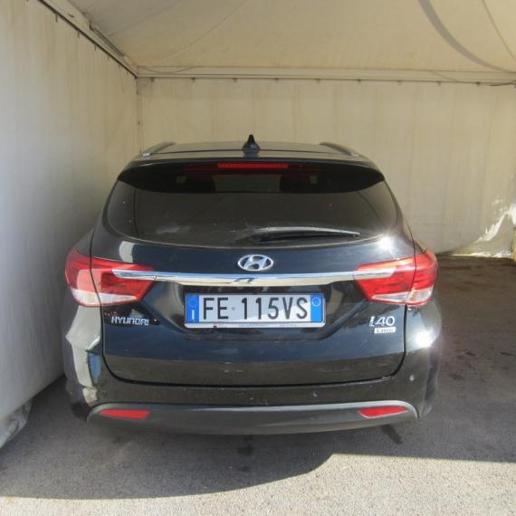 Hyundai i40 SW 1.7 CRDi 141 CV Business Station Wagon 2015 5