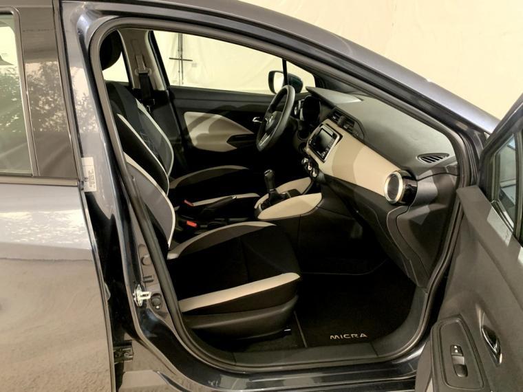 Nissan Micra 1.5 dCi 8V Acenta 2016 8
