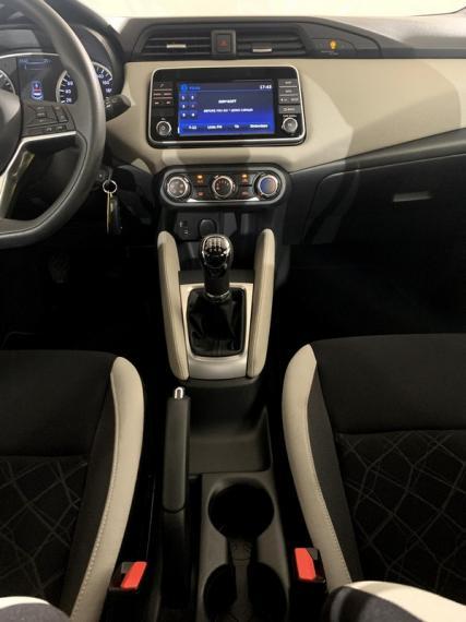 Nissan Micra 1.5 dCi 8V Acenta 2016 13