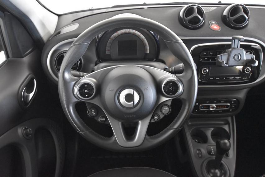 Smart Forfour 90 0.9 Turbo twinamic Passion 2015 14