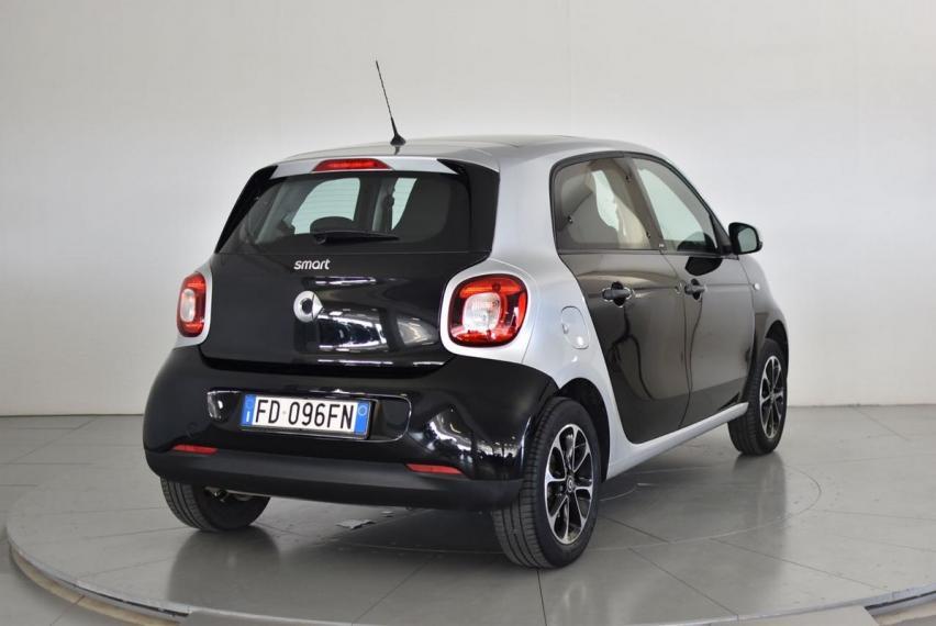 Smart Forfour 90 0.9 Turbo twinamic Passion 2015 5