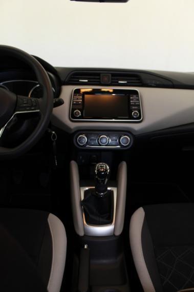 Nissan Micra 1.5 dCi 8V Acenta 2016 15