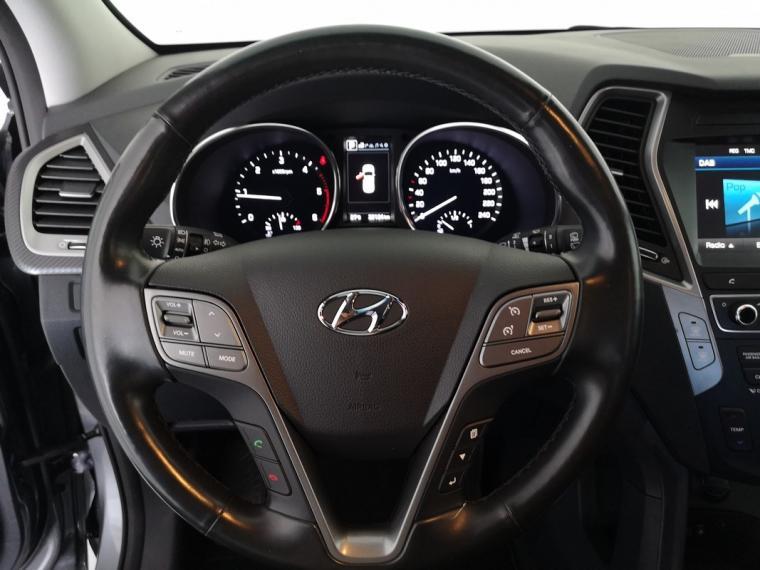 Hyundai Santa Fe 2.2 CRDi 4WD A/T XPossible 2015 11