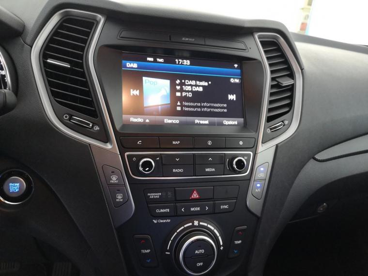 Hyundai Santa Fe 2.2 CRDi 4WD A/T XPossible 2015 14
