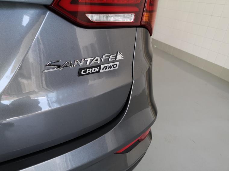 Hyundai Santa Fe 2.2 CRDi 4WD A/T XPossible 2015 21