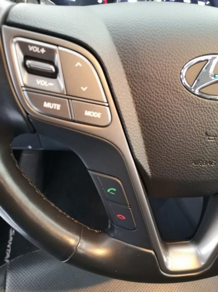 Hyundai Santa Fe 2.2 CRDi 4WD A/T XPossible 2015 22