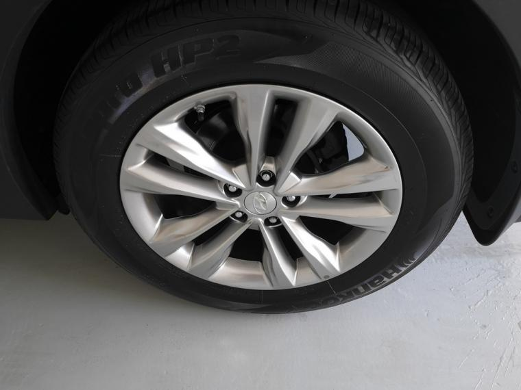Hyundai Santa Fe 2.2 CRDi 4WD A/T XPossible 2015 25