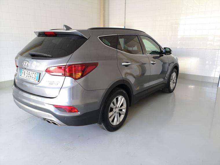 Hyundai Santa Fe 2.2 CRDi 4WD A/T XPossible 2015 2