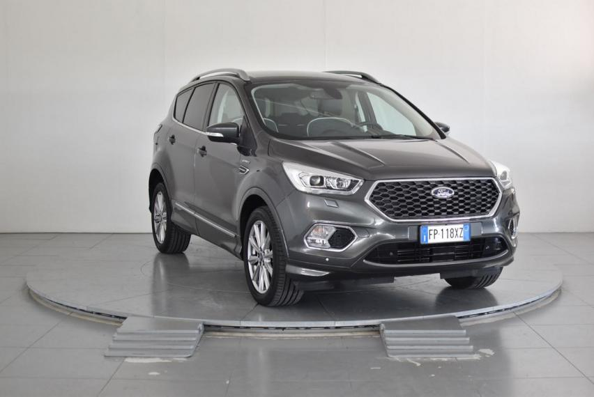 Ford Kuga 2.0 TDCI S&S Powershift Vignale 2016 3