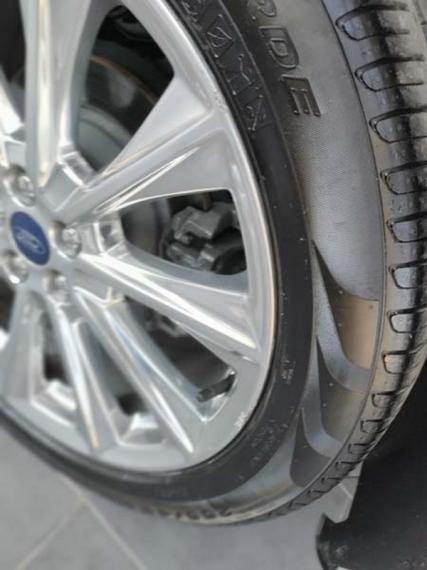 Ford Edge 2.0 TDCI 210 CV AWD S&S Powershift Vignale 2016 41