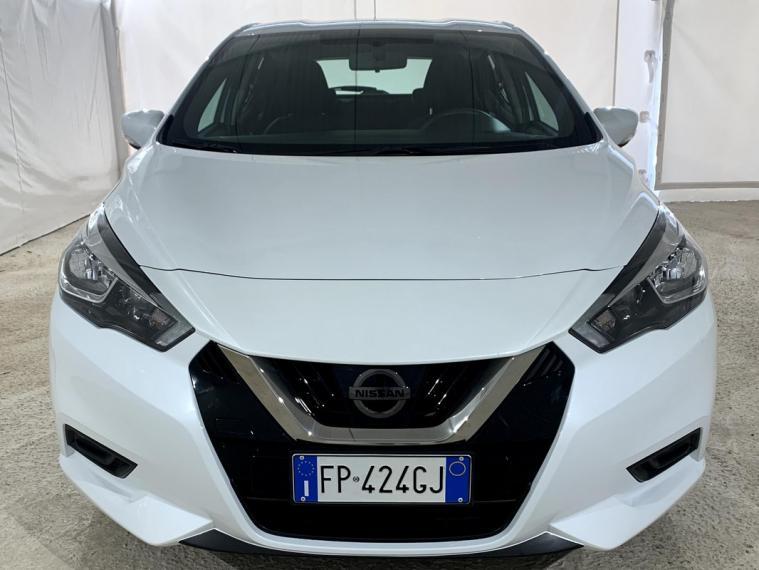Nissan Micra 1.5 dCi 8V Acenta 2016 2