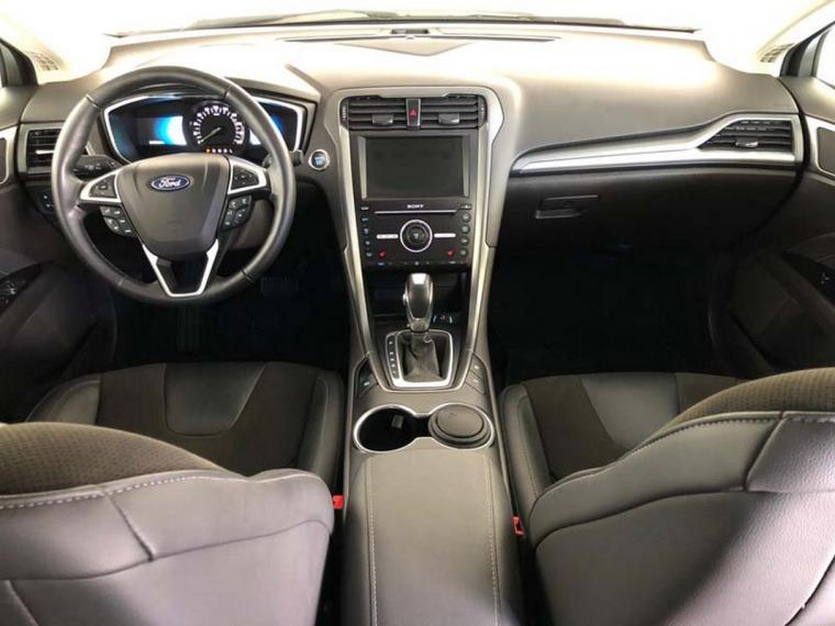 Ford Mondeo Hybrid 2.0 187 CV eCVT Titanium Business  4p 2017 12