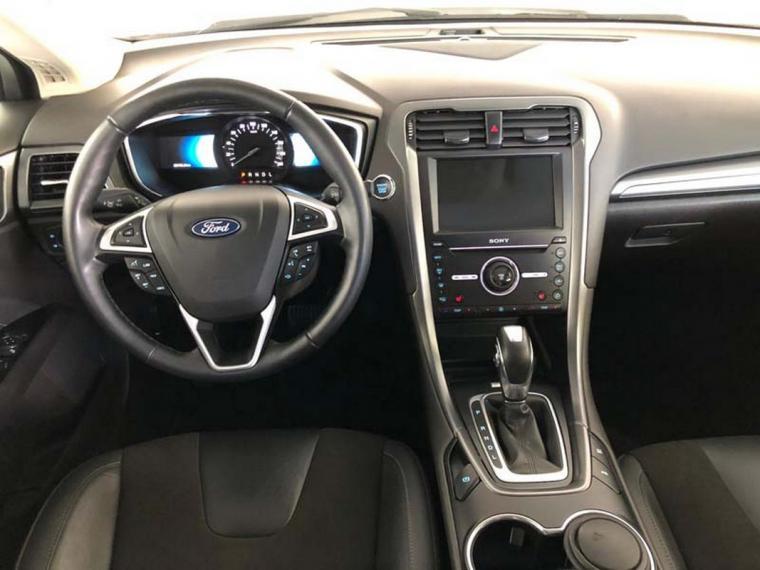 Ford Mondeo Hybrid 2.0 187 CV eCVT Titanium Business  4p 2017 13