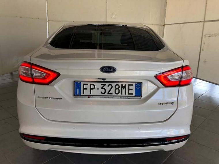 Ford Mondeo Hybrid 2.0 187 CV eCVT Titanium Business  4p 2017 6