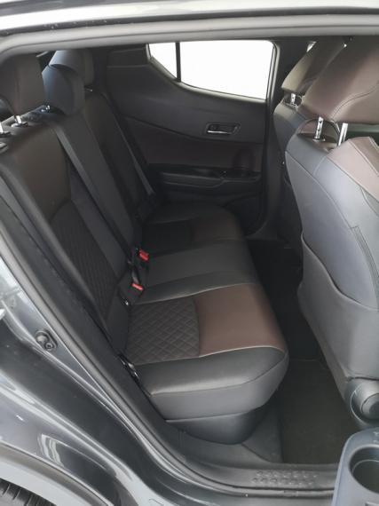 Toyota C-HR Hybrid 1.8 Hybrid E-CVT Lounge 2016 10