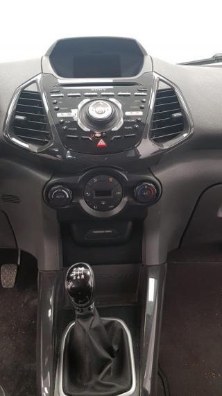 Ford EcoSport 1.5 TDCi 95 CV Titanium 2015 13