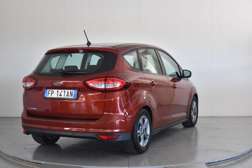 Ford C-Max 1.5 TDCi 95 CV S&S Business 2017 5
